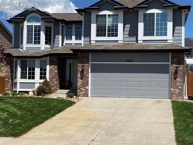 2268 Blizzard Valley Trail, Monument, CO 80132 (#6186200) :: Finch & Gable Real Estate Co.