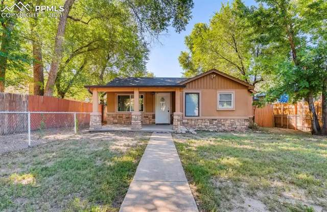 2441 E Monument Street, Colorado Springs, CO 80909 (#6188535) :: Tommy Daly Home Team