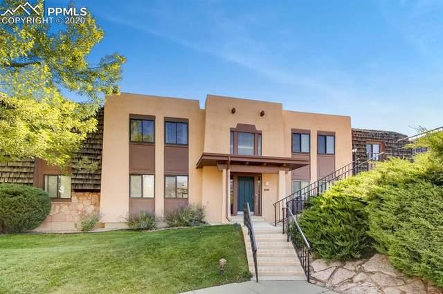 2949 Mesa Road C, Colorado Springs, CO 80904 (#6192311) :: The Kibler Group