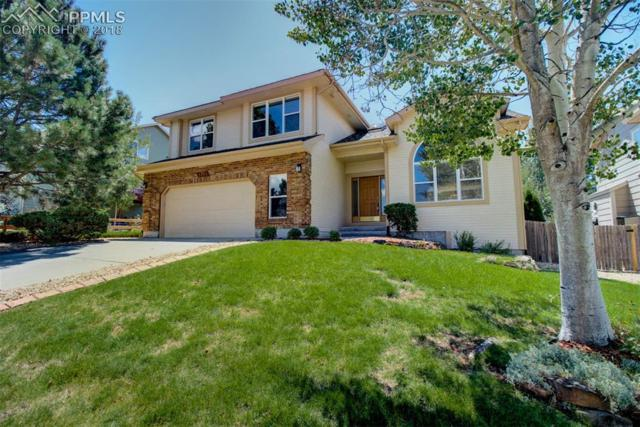 2455 Lumberjack Drive, Colorado Springs, CO 80920 (#6195289) :: The Hunstiger Team