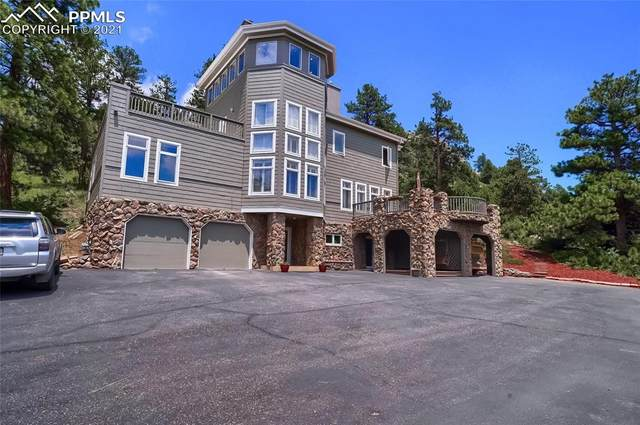 623 W Meadow Road, Evergreen, CO 80439 (#6197259) :: Venterra Real Estate LLC