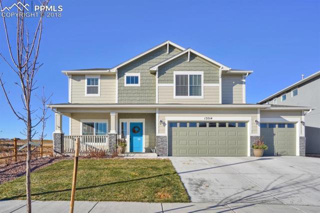 13514 Park Gate Drive, Peyton, CO 80831 (#6201645) :: The Peak Properties Group