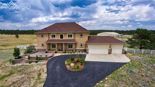 7090 Eagle Wing Drive, Colorado Springs, CO 80908 (#6205538) :: Jason Daniels & Associates at RE/MAX Millennium