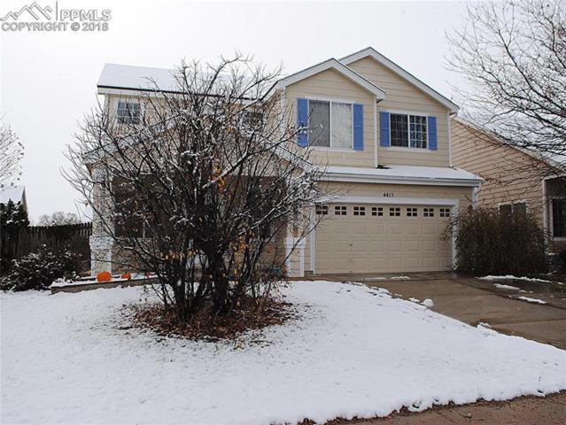 4415 E Anvil Drive, Colorado Springs, CO 80925 (#6205983) :: Harling Real Estate