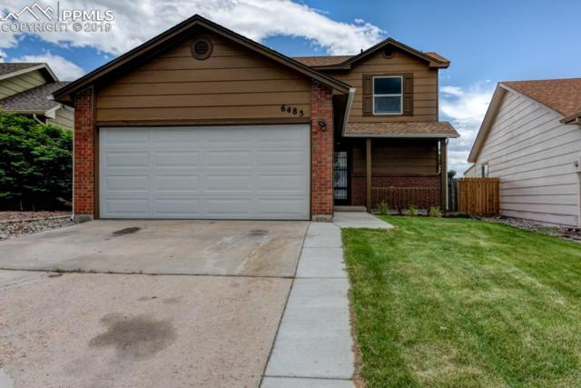 6485 Mohican Drive, Colorado Springs, CO 80915 (#6206415) :: Fisk Team, RE/MAX Properties, Inc.