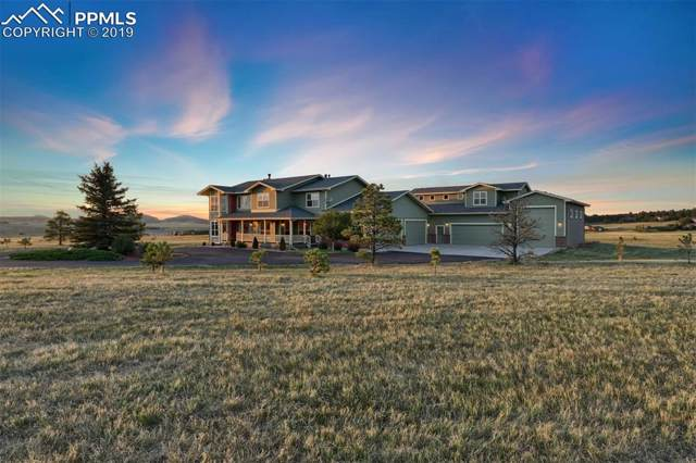 19679 Glen Shadows Drive, Colorado Springs, CO 80908 (#6207158) :: Action Team Realty
