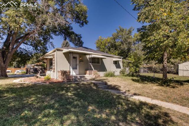 830 S Logan Avenue, Colorado Springs, CO 80910 (#6207535) :: The Treasure Davis Team