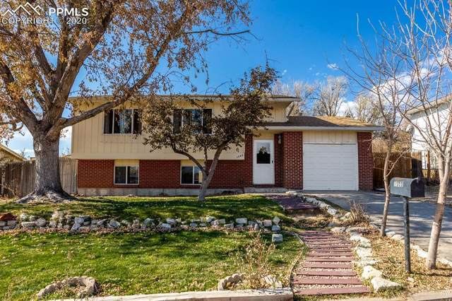 1066 Chiricahua Drive, Colorado Springs, CO 80915 (#6208262) :: The Daniels Team