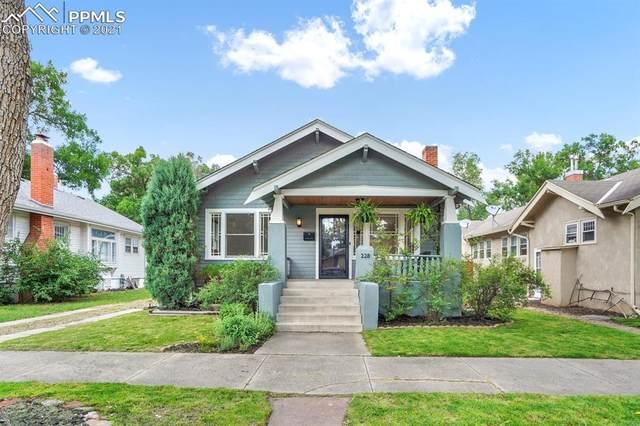 228 E Caramillo Street, Colorado Springs, CO 80907 (#6208970) :: Tommy Daly Home Team