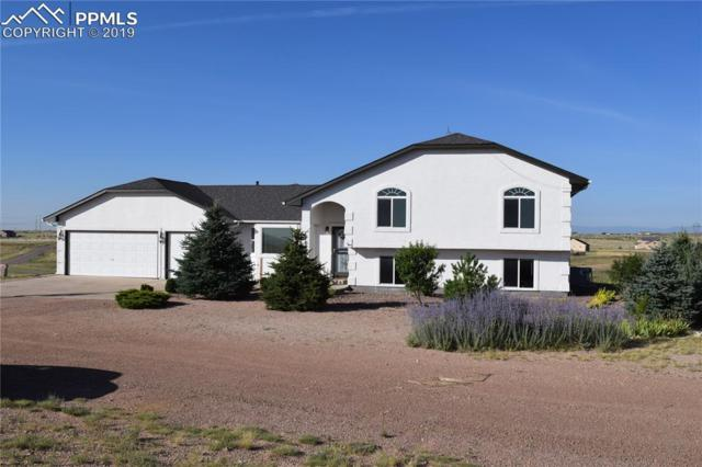17865 High Plains View, Fountain, CO 80817 (#6210240) :: The Peak Properties Group
