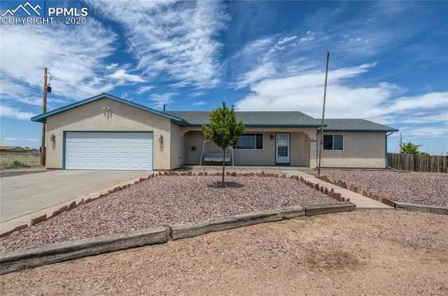 653 E Milt Drive, Pueblo West, CO 81007 (#6213039) :: The Treasure Davis Team