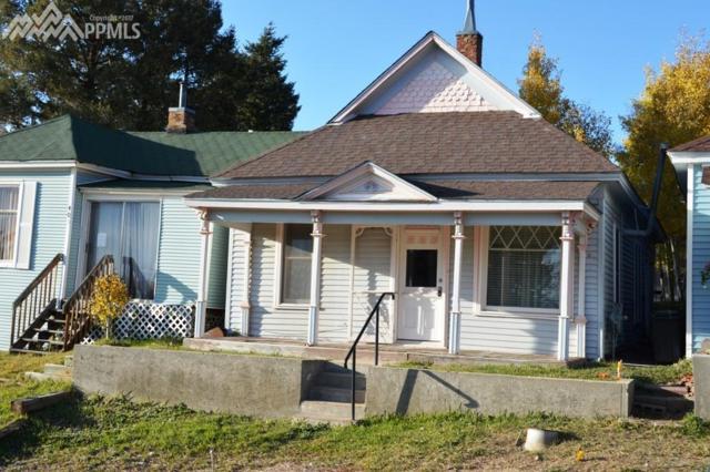 407 E Eaton Street, Cripple Creek, CO 80813 (#6213730) :: 8z Real Estate