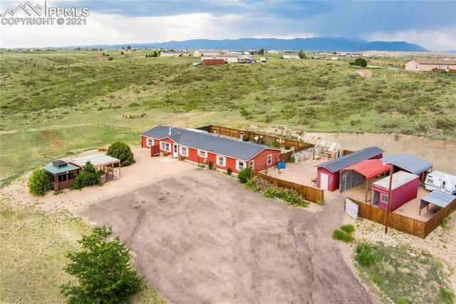 20780 Via Duran Point, Fountain, CO 80817 (#6214738) :: Compass Colorado Realty