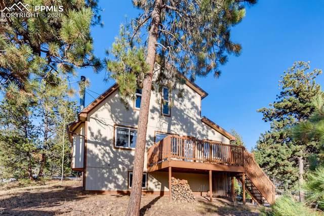 2520 Sunnywood Avenue, Woodland Park, CO 80863 (#6218221) :: Relevate | Denver