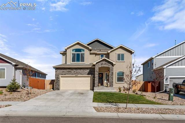 10291 Evening Vista Drive, Peyton, CO 80831 (#6219072) :: 8z Real Estate