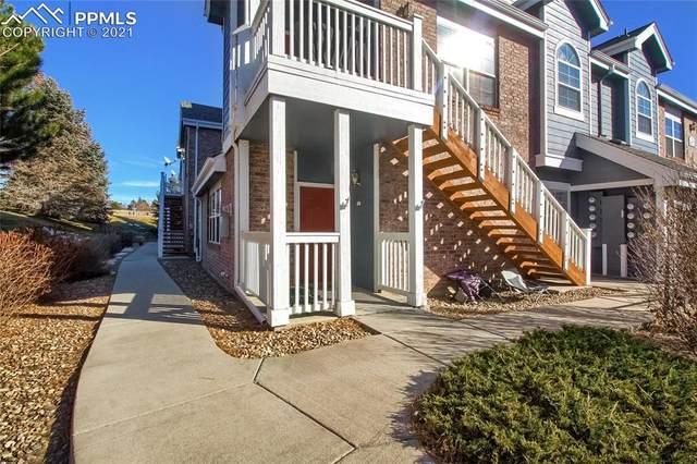 16372 E Fremont Avenue #6, Aurora, CO 80016 (#6219844) :: Action Team Realty