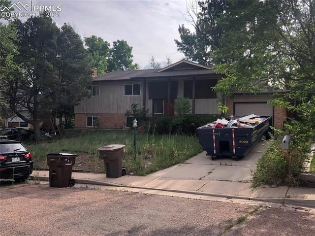 37 N Ely Street, Colorado Springs, CO 80911 (#6221942) :: Springs Home Team @ Keller Williams Partners