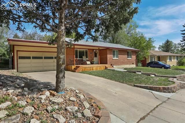 316 Laclede Avenue, Colorado Springs, CO 80905 (#6222274) :: Finch & Gable Real Estate Co.