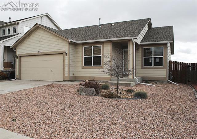 1647 Woodpark Drive, Colorado Springs, CO 80951 (#6222823) :: The Daniels Team