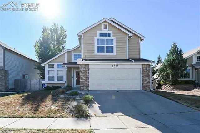 5918 Instone Circle, Colorado Springs, CO 80922 (#6226395) :: 8z Real Estate