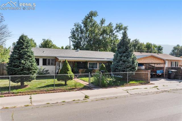 1131 Florence Avenue, Colorado Springs, CO 80905 (#6226535) :: The Treasure Davis Team