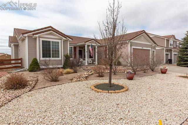 10931 Hidden Ridge Circle, Peyton, CO 80831 (#6226537) :: The Harling Team @ HomeSmart