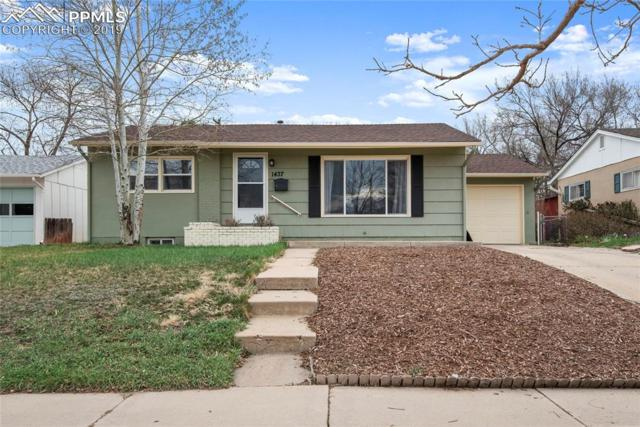 1437 Howard Avenue, Colorado Springs, CO 80909 (#6226800) :: Venterra Real Estate LLC