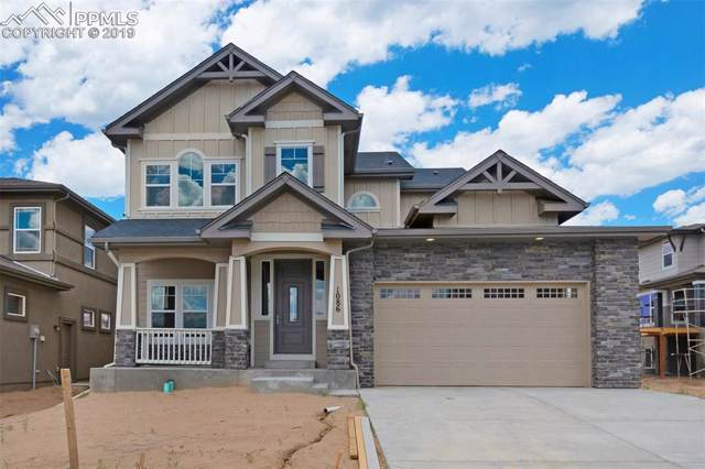 1086 Kelso Place, Colorado Springs, CO 80921 (#6227458) :: Action Team Realty