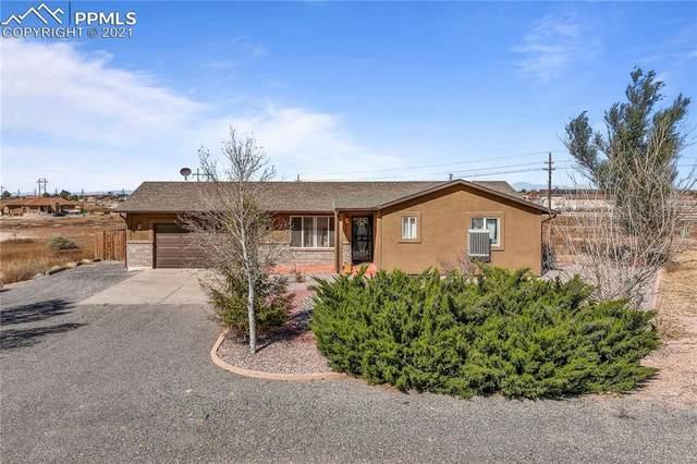 965 W Picacho Place, Pueblo West, CO 81007 (#6228434) :: CC Signature Group