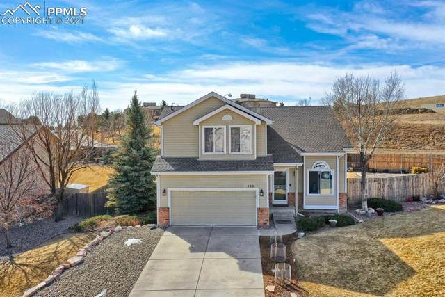 685 Freemont Circle, Colorado Springs, CO 80919 (#6228813) :: The Treasure Davis Team | eXp Realty