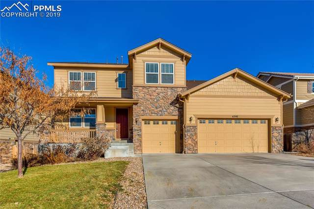 6292 S Jackson Gap Court, Aurora, CO 80016 (#6230342) :: Jason Daniels & Associates at RE/MAX Millennium