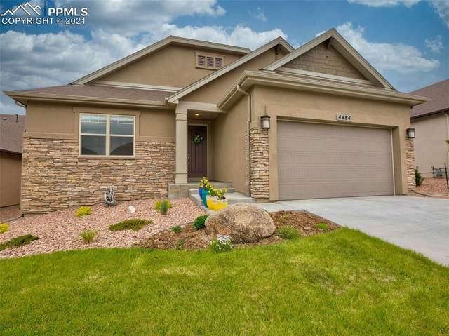 4484 Portillo Place, Colorado Springs, CO 80924 (#6234112) :: Fisk Team, RE/MAX Properties, Inc.