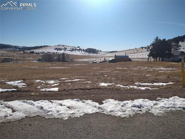 0 W Eaton Avenue, Cripple Creek, CO 80813 (#6234303) :: Venterra Real Estate LLC