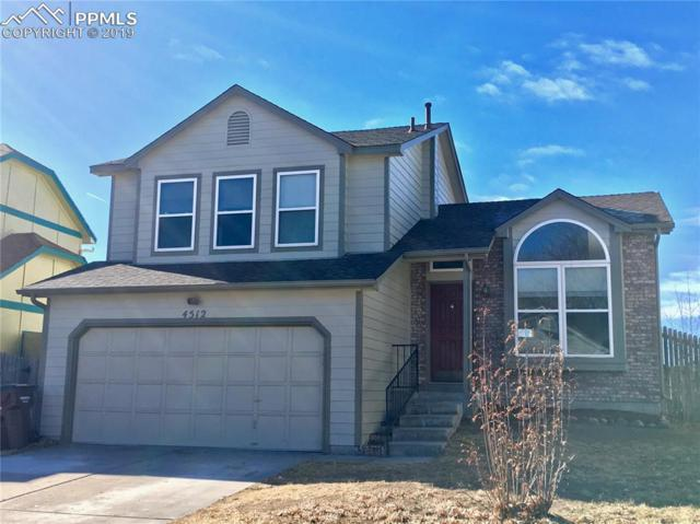 4512 Bramble Lane, Colorado Springs, CO 80925 (#6235316) :: The Hunstiger Team