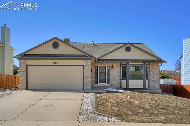 5375 Slickrock Drive, Colorado Springs, CO 80923 (#6235418) :: The Gold Medal Team with RE/MAX Properties, Inc