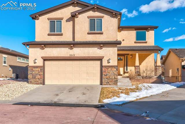 2513 Mirror Lake Court, Colorado Springs, CO 80919 (#6235658) :: Venterra Real Estate LLC