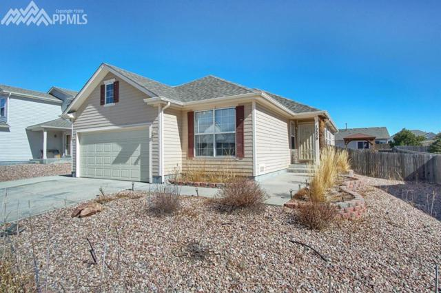 12329 Crystal Downs Road, Peyton, CO 80831 (#6236673) :: The Hunstiger Team