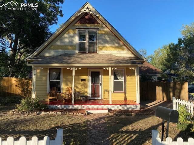1508 W Cucharras Street, Colorado Springs, CO 80904 (#6238251) :: The Scott Futa Home Team