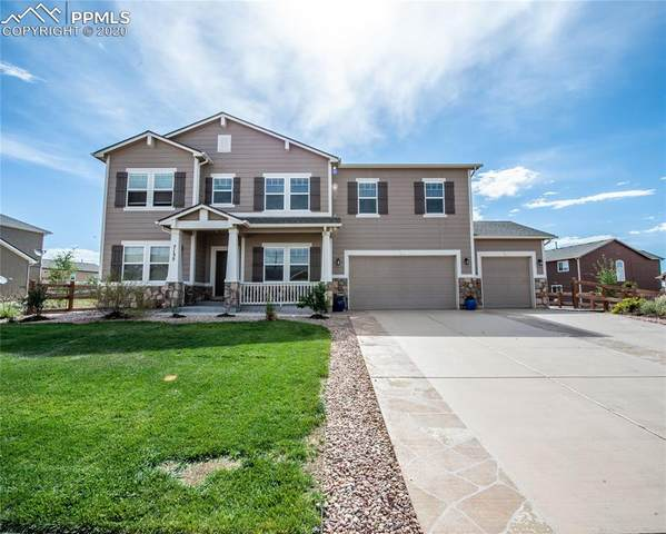 7135 Honeycomb Drive, Peyton, CO 80831 (#6239698) :: Fisk Team, RE/MAX Properties, Inc.