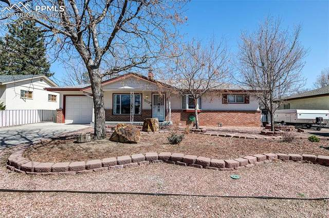 513 Marquette Drive, Colorado Springs, CO 80911 (#6240341) :: The Gold Medal Team with RE/MAX Properties, Inc