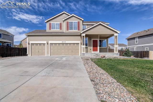 12218 St Annes Road, Peyton, CO 80831 (#6241830) :: Fisk Team, RE/MAX Properties, Inc.