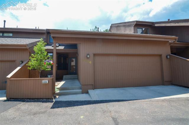 2326 Wood Avenue, Colorado Springs, CO 80907 (#6242104) :: The Hunstiger Team