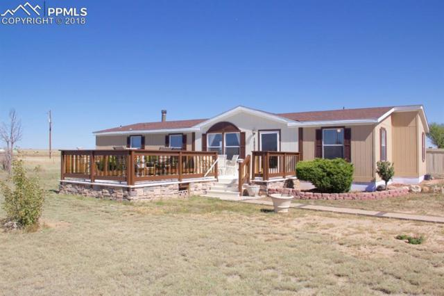 18855 Holman Road, Colorado Springs, CO 80928 (#6242981) :: The Hunstiger Team