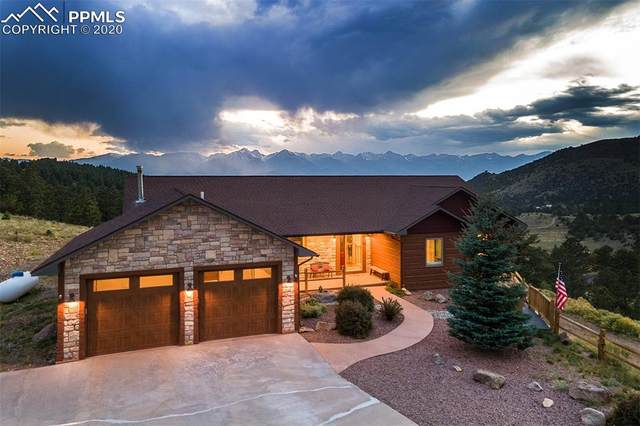 298 Mistletoe Way, Westcliffe, CO 81252 (#6244665) :: The Treasure Davis Team