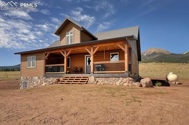 1280 Dry Creek Drive, Westcliffe, CO 81252 (#6245986) :: Fisk Team, RE/MAX Properties, Inc.