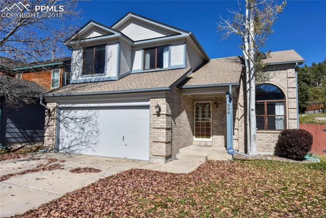 964 Dancing Horse Drive, Colorado Springs, CO 80919 (#6250004) :: The Hunstiger Team