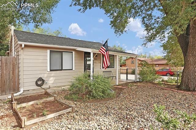 925 Bennett Avenue, Colorado Springs, CO 80909 (#6252823) :: The Treasure Davis Team