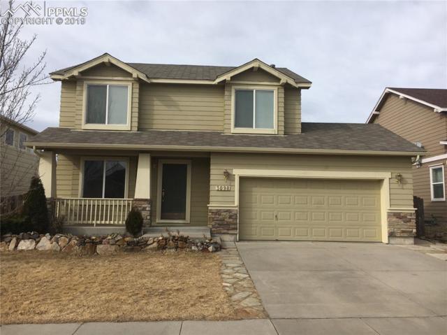 3098 Viero Drive, Colorado Springs, CO 80916 (#6254902) :: Colorado Home Finder Realty