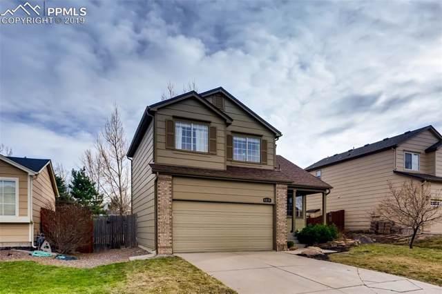 4276 E Bennington Avenue, Castle Rock, CO 80104 (#6257431) :: Harling Real Estate