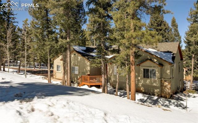 1308 Spruce Ridge Lane, Woodland Park, CO 80863 (#6257488) :: Colorado Home Finder Realty